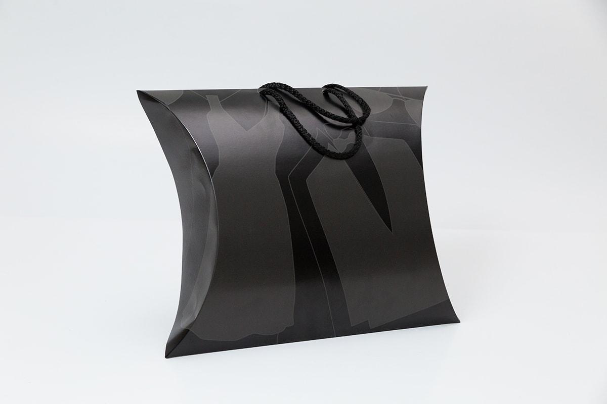 Рекламни хартиени торбички